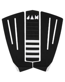 BLACK BOARDSPORTS SURF JAM TRACTION TAILPADS - TPFB3PBLK