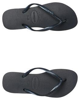 BLACK WOMENS FOOTWEAR HAVAIANAS THONGS - 40000300090 852a09bba1