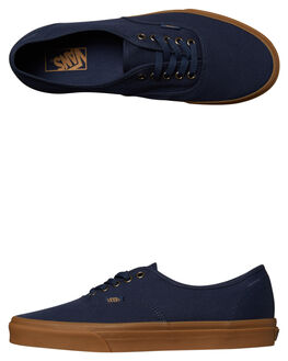 DRESS BLUES MENS FOOTWEAR VANS SNEAKERS - VNA38EMONYBLU