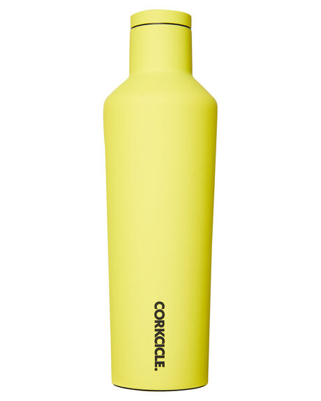 NEON YELLOW MENS ACCESSORIES CORKCICLE DRINKWARE - CI2CNYMYYLLW