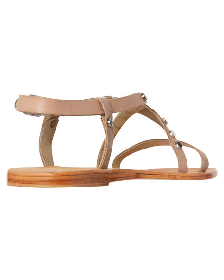 NUDE OUTLET WOMENS URGE FASHION SANDALS - URG17165NUDE