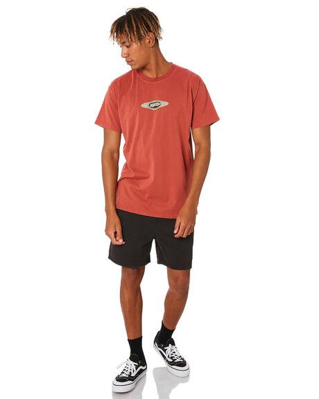 RUST MENS CLOTHING RUSTY TEES - TTM2480RST