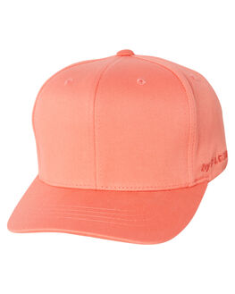 PALE RED KIDS BOYS FLEX FIT HEADWEAR - 163Y101-PRD-YTHPRED