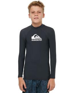 DARK GREY BOARDSPORTS SURF QUIKSILVER BOYS - EQBWR03042KVA0