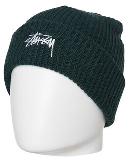 DARK BOTTLE MENS ACCESSORIES STUSSY HEADWEAR - ST796004DKBT
