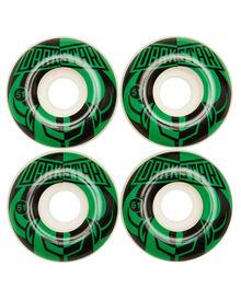 Darkstar Divide 51Mm Wheels - Green | SurfStitch
