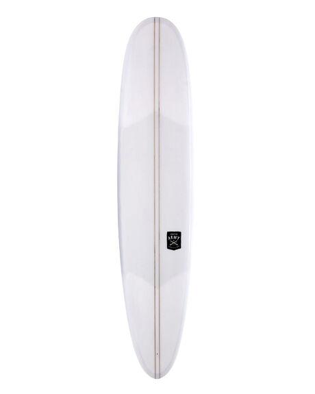 CLEAR BOARDSPORTS SURF CREATIVE ARMY SURFBOARDS SURFBOARDS - CA-5SUGARSPU-CLR