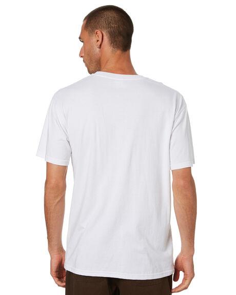 WHITE MENS CLOTHING XLARGE TEES - XL002000WHT