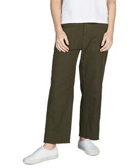 DEEP DEPTHS WOMENS CLOTHING QUIKSILVER PANTS - EQWNP03006-CZC0