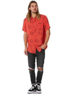RED SOLAR MENS CLOTHING A.BRAND SHIRTS - 81169B4103