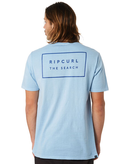 BLUE ICE MENS CLOTHING RIP CURL TEES - CTENB25294