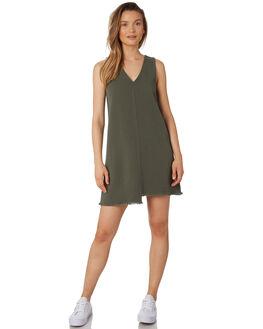 BOTTLE WOMENS CLOTHING RPM DRESSES - 9AWD01BGRN