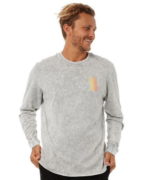 ACID GREY MENS CLOTHING SWELL TEES - S5183100ACDGY