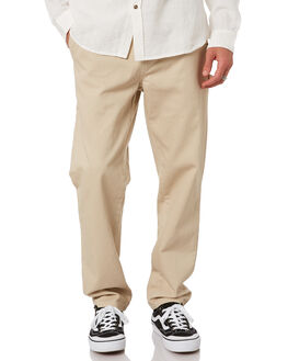 HUMUS MENS CLOTHING RUSTY PANTS - PAM1030HMS