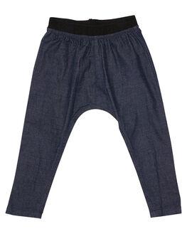 DENIM INDIGO BLUE KIDS BABY BONDS CLOTHING - BXW9AVX9