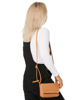 TAN WOMENS ACCESSORIES RUSTY BAGS + BACKPACKS - BFL1050TAN