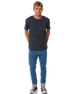 VINTAGE INDIGO MENS CLOTHING RHYTHM TEES - APR18M-CT02IND