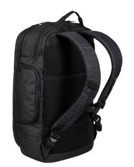 STRANGER BLACK MENS ACCESSORIES QUIKSILVER BAGS + BACKPACKS - EQYBP03490-KYG0