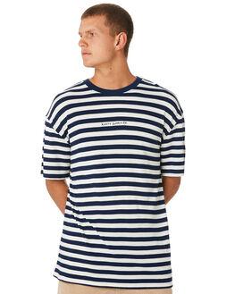 BLUE NIGHTS MENS CLOTHING RUSTY TEES - TTM2212BNI