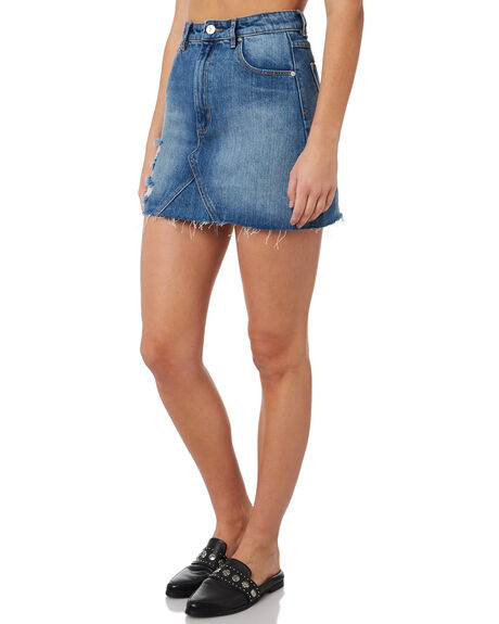 WANNA BE WOMENS CLOTHING A.BRAND SKIRTS - 71256-4020