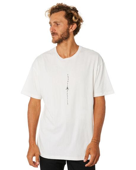 MILK MENS CLOTHING GLOBE TEES - GB01930007MILK