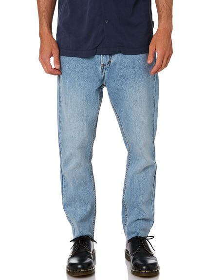 DUNNY BLUE MENS CLOTHING INSIGHT JEANS - 5000005143DBLU