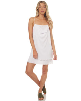 WHITE WOMENS CLOTHING CAMILLA AND MARC DRESSES - QCMD1467WHT