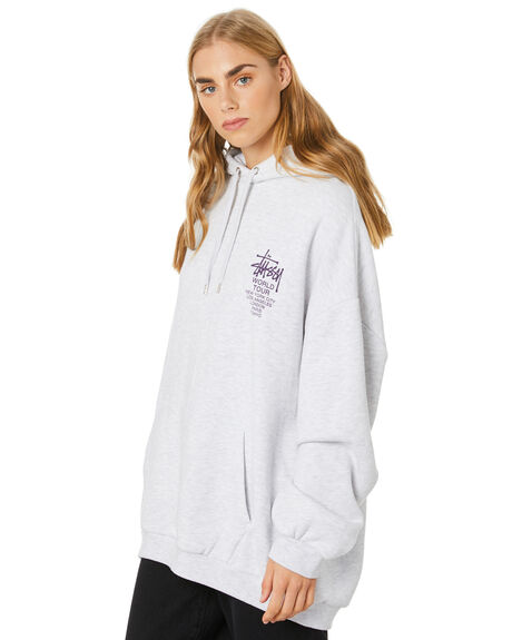 SNOW MARLE WOMENS CLOTHING STUSSY JUMPERS - ST107308SNMAL