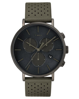 GREY GREY MENS ACCESSORIES TIMEX WATCHES - TW2R97800GRY