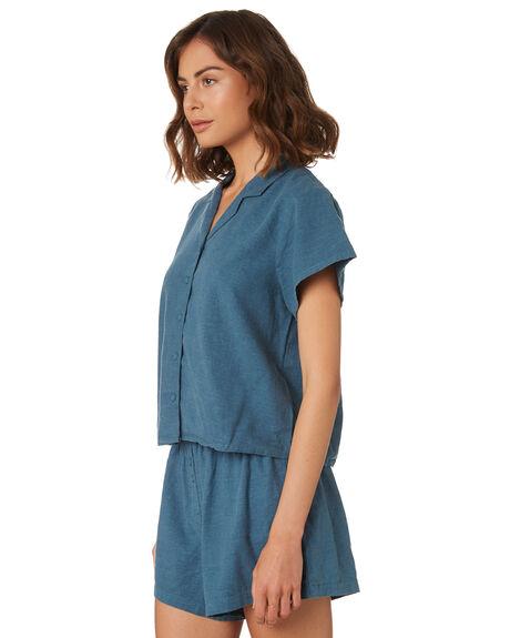 MID TEAL WOMENS CLOTHING SWELL SOCKS + UNDERWEAR - S8182421MDTEL