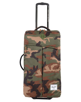 WOODLAND CAMO MENS ACCESSORIES HERSCHEL SUPPLY CO BAGS - 10105-00032-OSWOOD