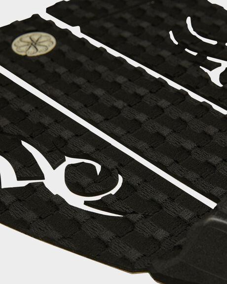 BLACK BOARDSPORTS SURF OCTOPUS TAILPADS - OCTO-BIOHAZBLK