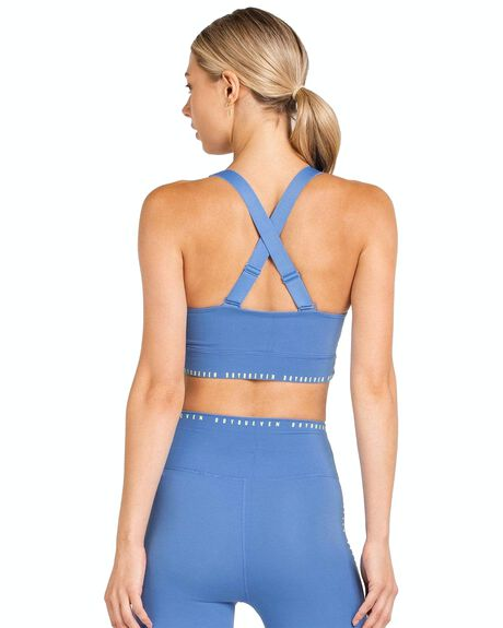 SKY BLUE WOMENS CLOTHING DOYOUEVEN ACTIVEWEAR - A.30.XS