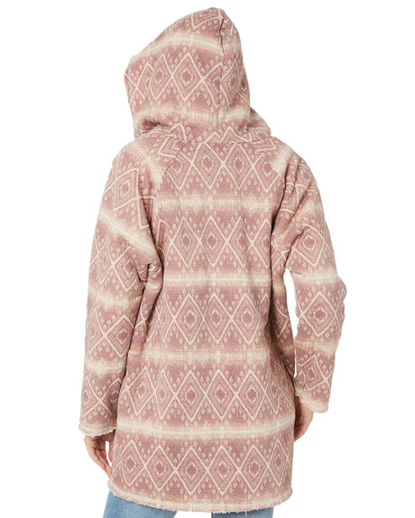 PINK AZTEC WOMENS CLOTHING O'NEILL JACKETS - 5321502PAZ