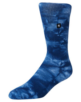 BLUE MULTI MENS CLOTHING RICHER POORER SOCKS + UNDERWEAR - MVH-SHBT02BLMU