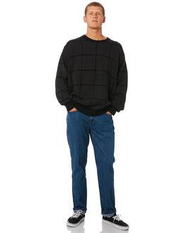 CHARCOAL MENS CLOTHING BILLABONG KNITS + CARDIGANS - 9595857MCHAR