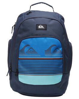 PACIFIC BLUE MENS ACCESSORIES QUIKSILVER BAGS + BACKPACKS - EQYBP03556-BGZ6