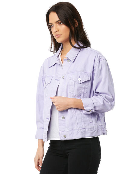 PURPLE OUTLET WOMENS INSIGHT JACKETS - 5000001012PPL