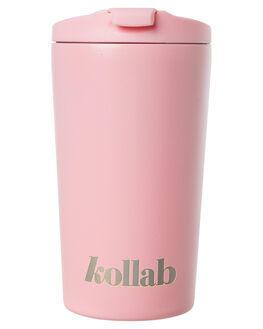 PINK WOMENS ACCESSORIES KOLLAB DRINKWARE - SS18PDCPPNK