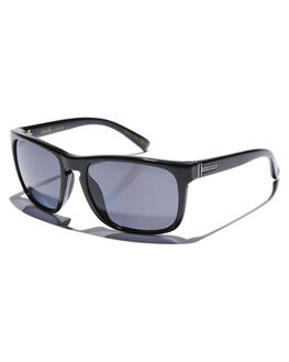 BLACK GLOSS GREY PO MENS ACCESSORIES VONZIPPER SUNGLASSES - SMPLOMPBVBKGLS