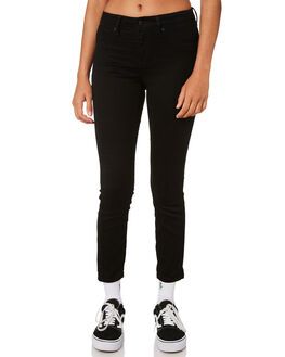 BLACK OUT WOMENS CLOTHING VOLCOM JEANS - B1911805BKO