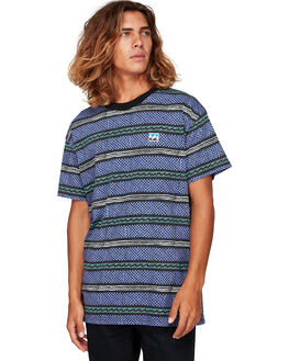 PURPLE MENS CLOTHING BILLABONG TEES - BB-9592018-PUR