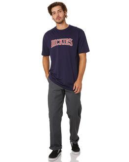 DEEP BLUE MENS CLOTHING DICKIES TEES - K1200105DEP