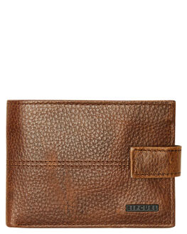 BROWN MENS ACCESSORIES RIP CURL WALLETS - BWLLR10009