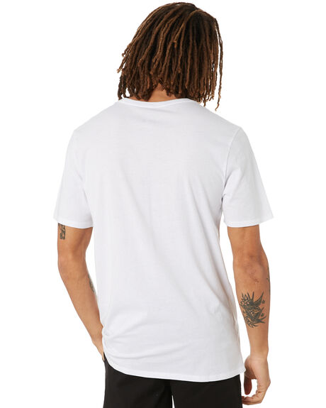 WHITE MENS CLOTHING SWELL TEES - S5212020WHITE