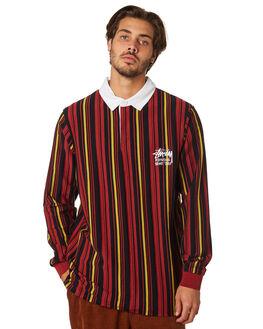 DARK PORT MENS CLOTHING STUSSY SHIRTS - ST097110DRKPT