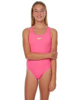 PINK DIAMOND KIDS GIRLS SPEEDO SWIMWEAR - 42U82-6442