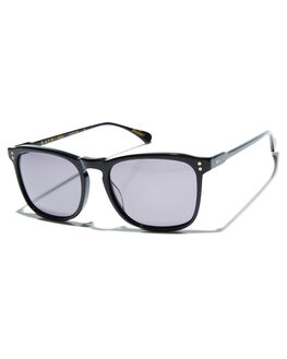 BLACK MENS ACCESSORIES RAEN SUNGLASSES - WLY-001-SMK