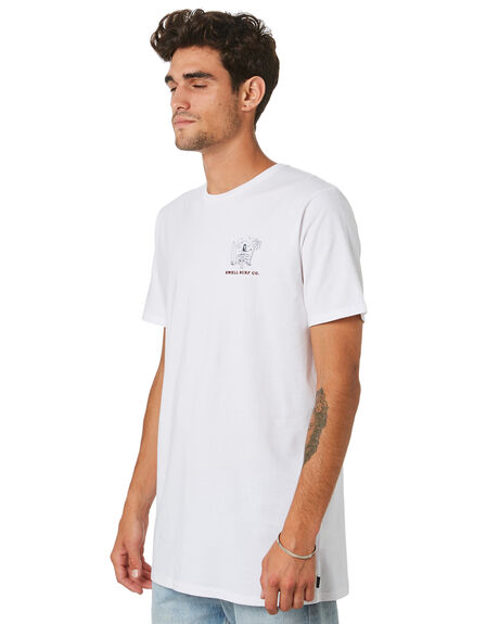WHITE MENS CLOTHING SWELL TEES - S5202024WHITE