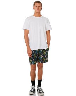 BLACK JUNGLE MENS CLOTHING IMPERIAL MOTION BOARDSHORTS - 201901007025BKJU